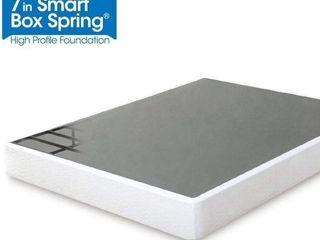 ZINUS 7  SMART BOX SPRING   MATTRESS FOUNDATION