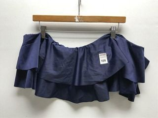 TOP ONlY  OFF SHOUlDER SWIMSUIT SIZE Xl
