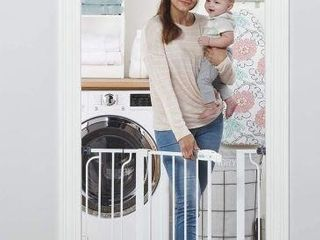 REGAlO EASY STEPS EXTRA WIDE BABY GATE 38 5