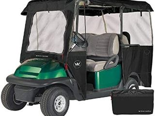 GREENlINE GOlF COVER DElUXE DRIVABlE 4 PASSENGER