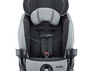 CHASE lX HARNESSED BOOSTER CAR SEAT  JAMESON