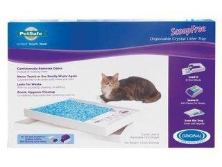 PETSAFE SCOOPFREE CAT lITTER BOX TRAY REFIllS