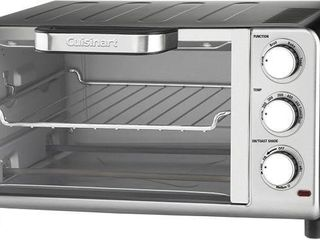 CUISINART COMPACT TOSTER OVEN BROIlER