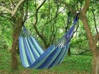 HAMMOCK WITH NECK SUPPORTER