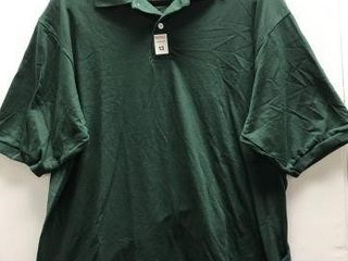 JERSEES MENS POlO SHIRT SIZE lARGE