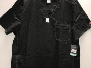 DICKIES MENS SCRUB TOP SIZE EXTRA lARGE