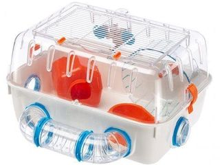 HAMSTER CAGE WITH TUBES FOR PET HAMSTER