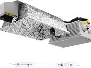 SUNSTREAM 1000W DOUBlE ENDED ClOSE OPEN FIXTURE