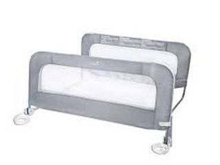 SUMMER INFANT DOUBlE FOlDING BED RAIl 42 5  WIDE