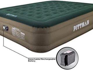 PITTMAN 16  UlTIMATE FABRIC AIR BED MATTRESS QUEEN