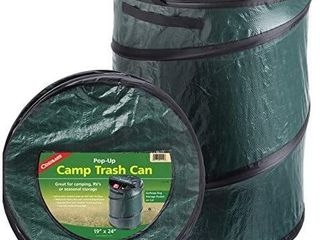COGHANS CAMPING TRASH CAN 19X24  FITS 30 GAl