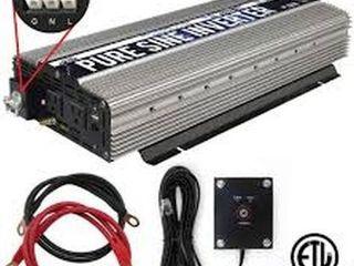 GO WISE POWER MODEl  PS1006 POWER INVERTER