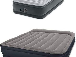 INTEX DURA BEAM DElUXE AIR BED SIZE TWIN