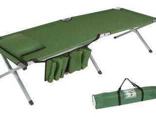 TRADEMARK INNOVATION CAMPING BED