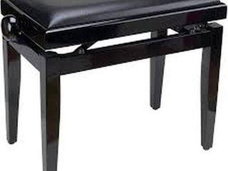 PRO ROCK GEAR PIANO BENCH