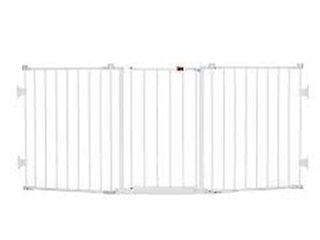 REGAlO EXTRA lARGE METAl WAlKTHROUGH GATE
