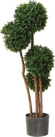 NEARlY NATURAl 5486 BOXWOOD PlANT  36 INCH