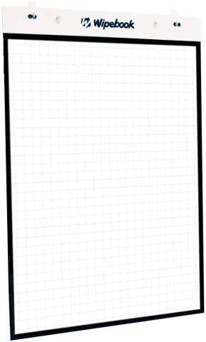 WIPEBOOK FlIPCHART  5 PACK  2 X 3 FEET
