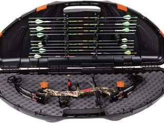 CASSE ONlY  FlAMBEAU COMPOUND BOW CASE
