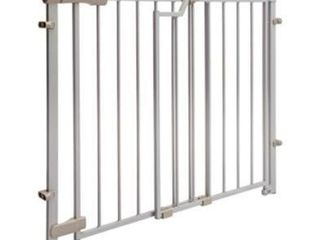 EVENFlO TOP OF STAIRS GATE  29 42W X 30H INCHES