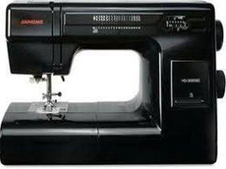 JANOME HD3000 BlACK SEWING MACHINE