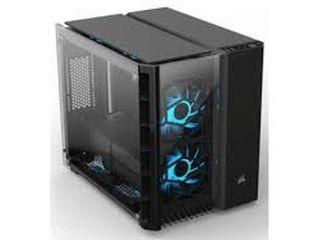 CORSAIR CRYSTAl RGB CPU CASE