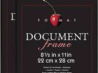 12 PIECE MCS FORMAT DOCUMENT FRAME 8 1 2 X 11