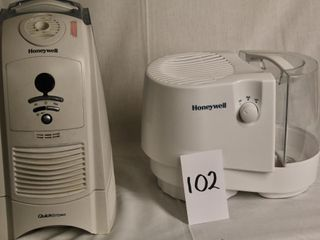 2 Honeywell humidifiers
