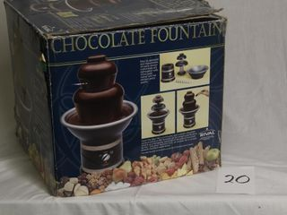 Chocolate Fountain by Rival
