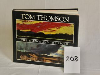 Tom Thompson coffee table book