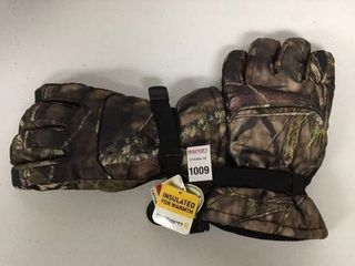 CARHARTT INSUlATED GlOVES   MEDIUM
