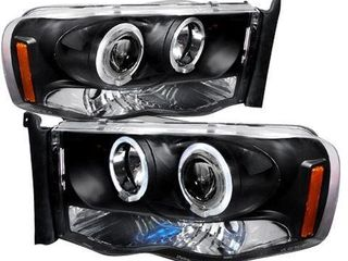 SPEC D TUNING HEADlIGHTS