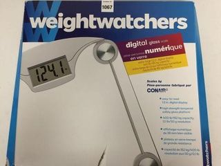 WEIGHTWATCHERS DIGITAl SCAlE