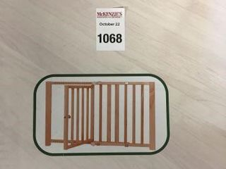 PET SAFETY GATE SIZE 20 44  W  18 H