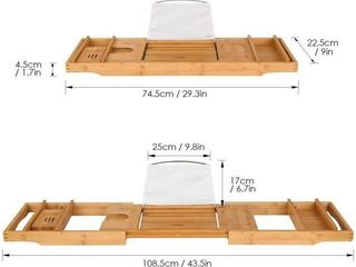 HOMFA BATH TUB TRAY 29 5