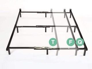 MICHEllE COMPACT ADJUSTABlE STEEl BED FRAME