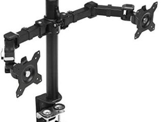 AMAZONBASICS DUAl MONITOR DISPlAY MOUNTING ARM