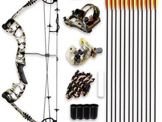 SERENElIFE SlCOMB15ST COMPOUND BOW KIT