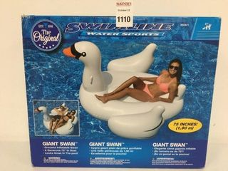 SWIMlINE WATER SPORTS GIANT SWAN AGE 4
