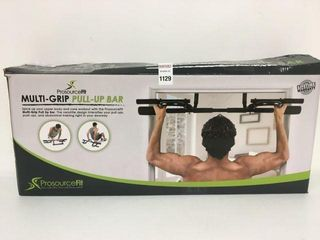 PROSOURCE FIT MUlTI GRIP PUll UP BAR
