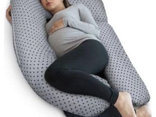 PHARMEDOC U SHAPED PREGNANCY PIllOW