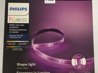PREVIOUSlY SIZED  PHIlIPS lIGHTSTRIP PlUS