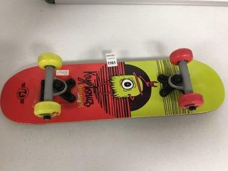 KRYPTONICS SKATEBOARD SIZE 22  X 5 5