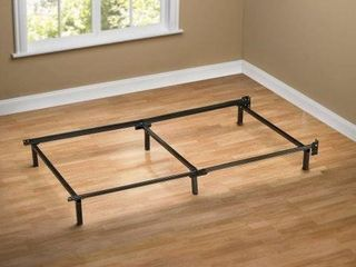 ZINUS BED FRAME SIZE TWIN  38 5  X 70 5  X 7