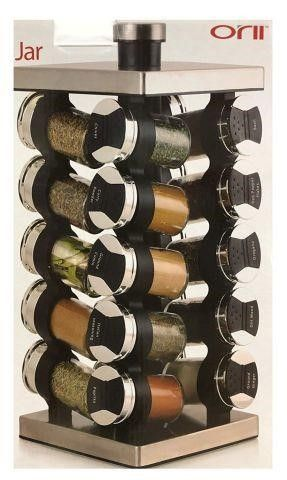 ORII ROTATING 2O JAR SPICE RACK