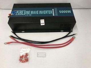 YUEWING PURE SINE WAVE INVERTER 12V