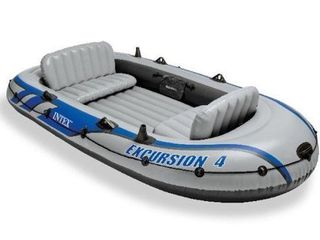 INTEX EXCURSION INFlATABlE BOAT SET