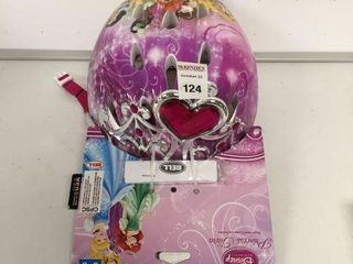BEll DISNEY PRINCESS HElMET AGE 5 8 YRS 50 54CM