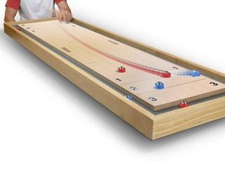 GO FlOATS SHUFFlEBOARD 2 IN 1 TOP BOARD GAME