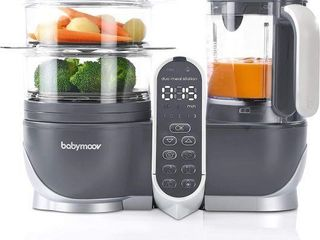 BABYMOOV 6 IN 1 BABY FOOD MAKER